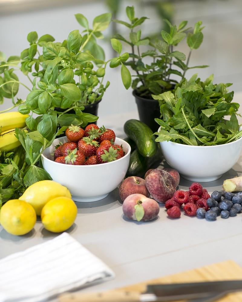 Gesunde Haut durch Ernährung