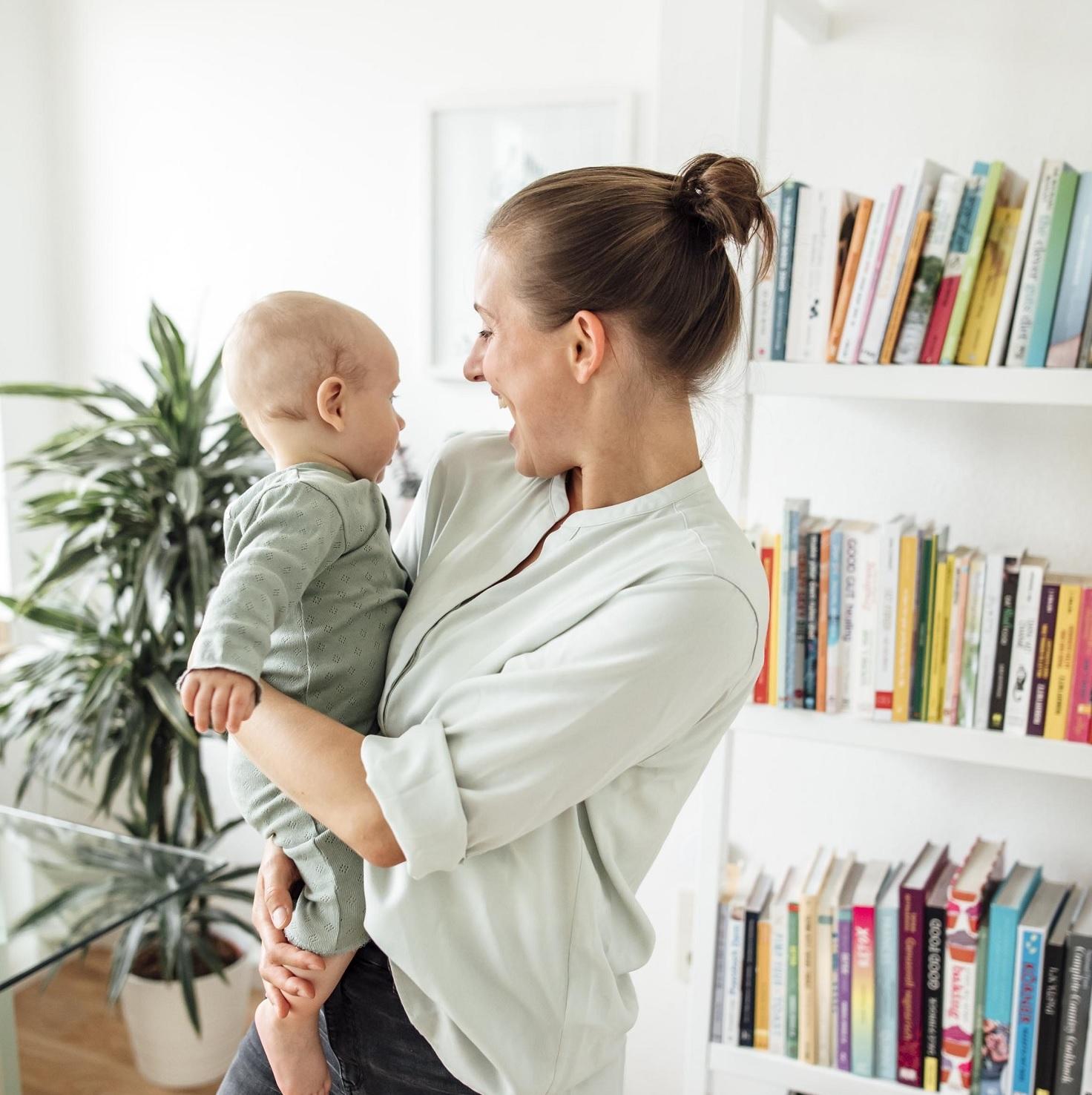 Selbstständigkeit und Muttersein